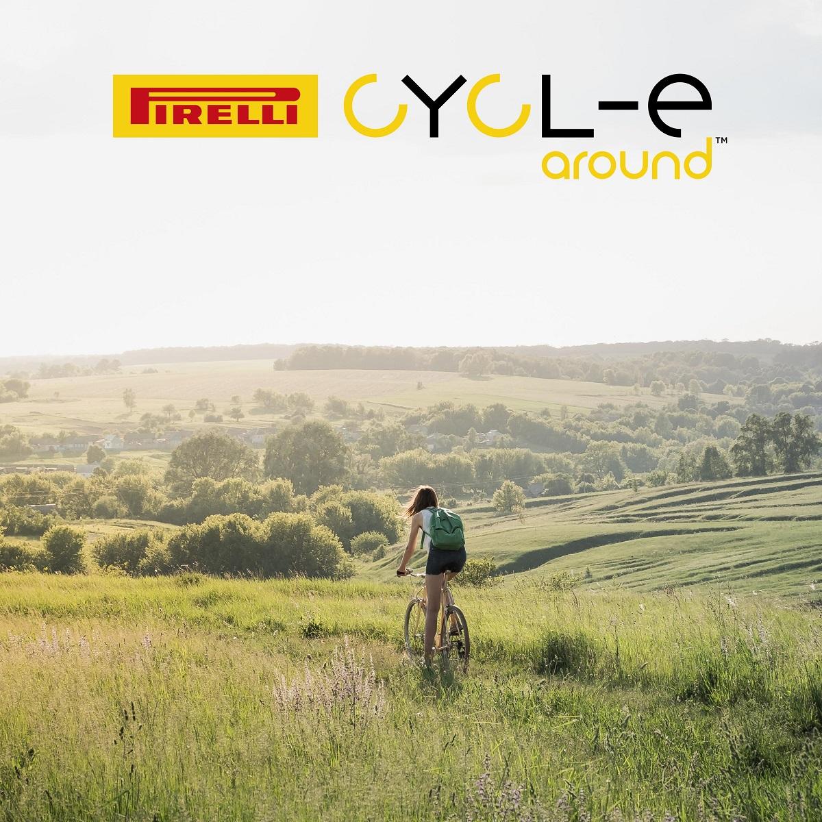 Pirelli cycle-e around