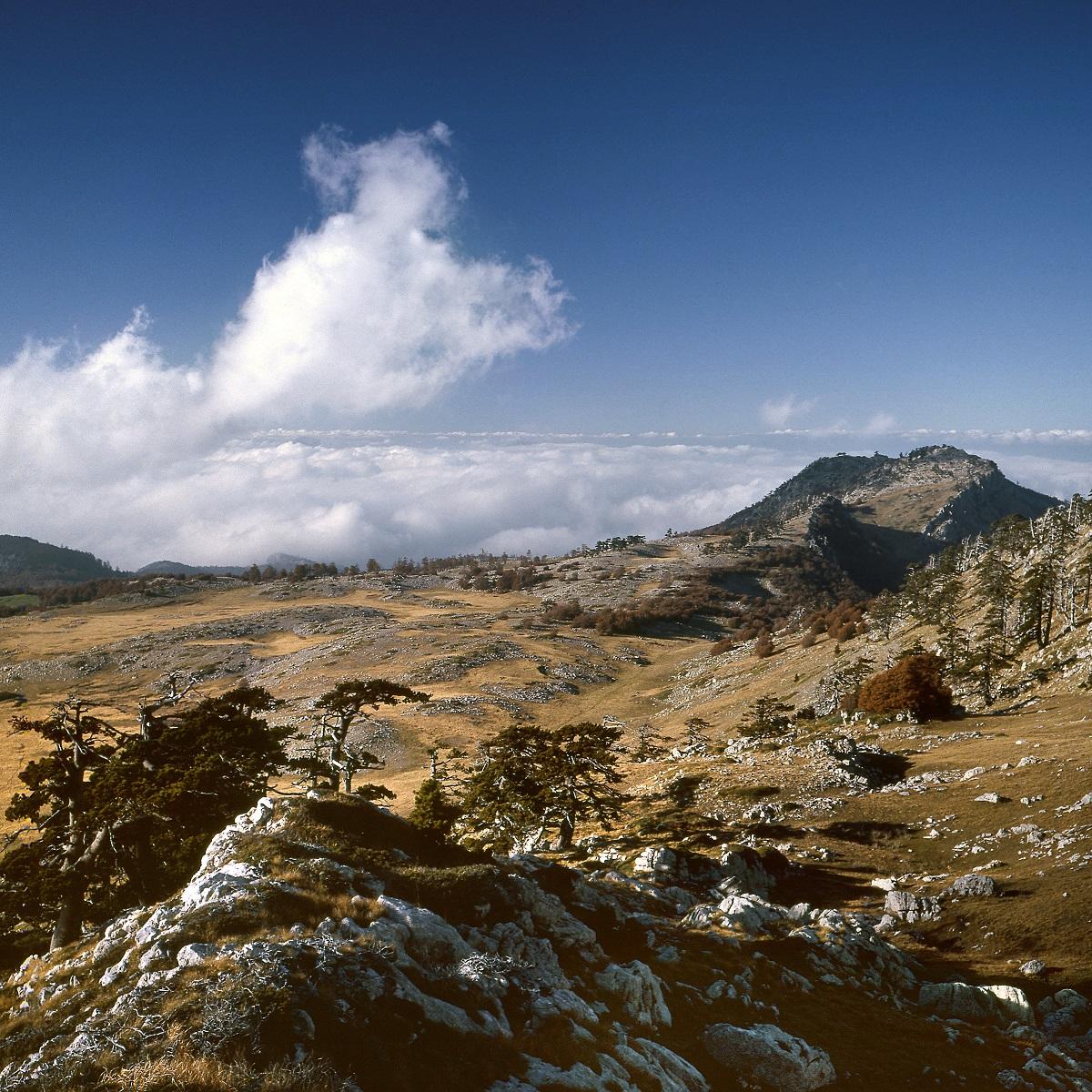Serra di Crispo dalla Serra delle CiavoleQ